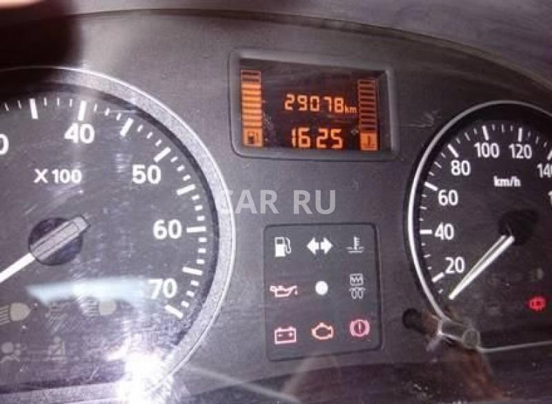 Nissan Almera, Ачинск