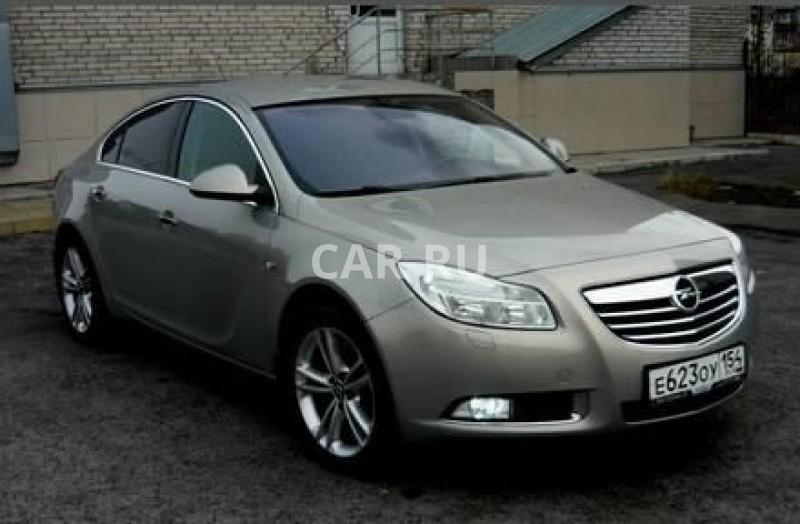 Opel Insignia, Барабинск