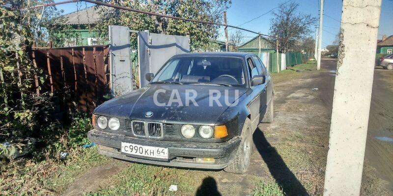 BMW 7-series, Балашов