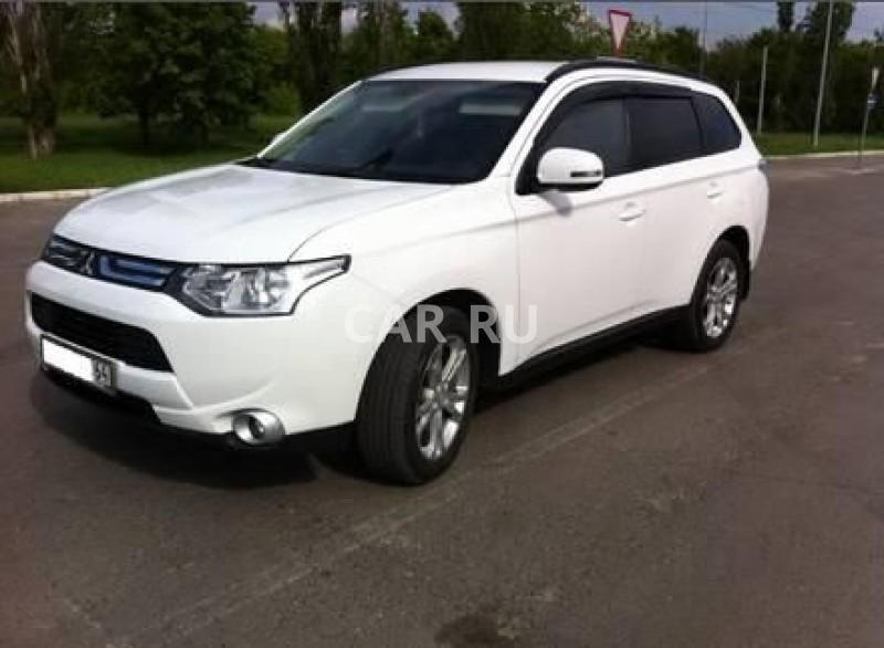 Mitsubishi Outlander, Балашов