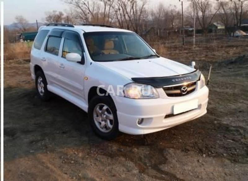 Mazda Tribute, Арсеньев