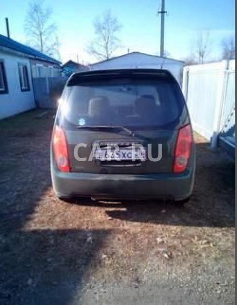 Mitsubishi Dingo, Белогорск