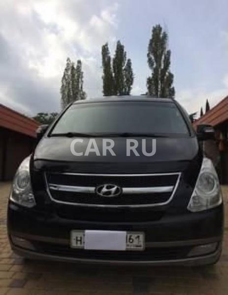 Hyundai Grand Starex, Алушта