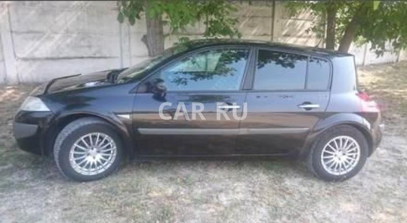 Renault Megane, Бахчисарай