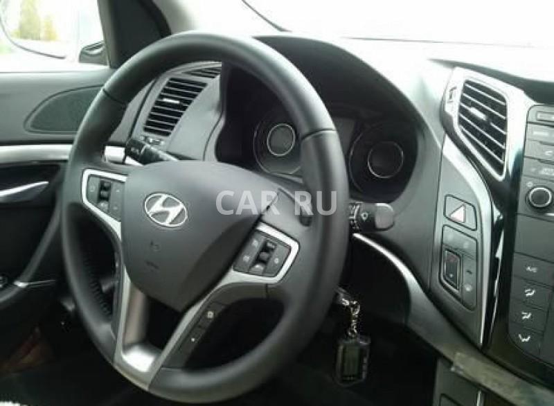 Hyundai i40, Ангарск