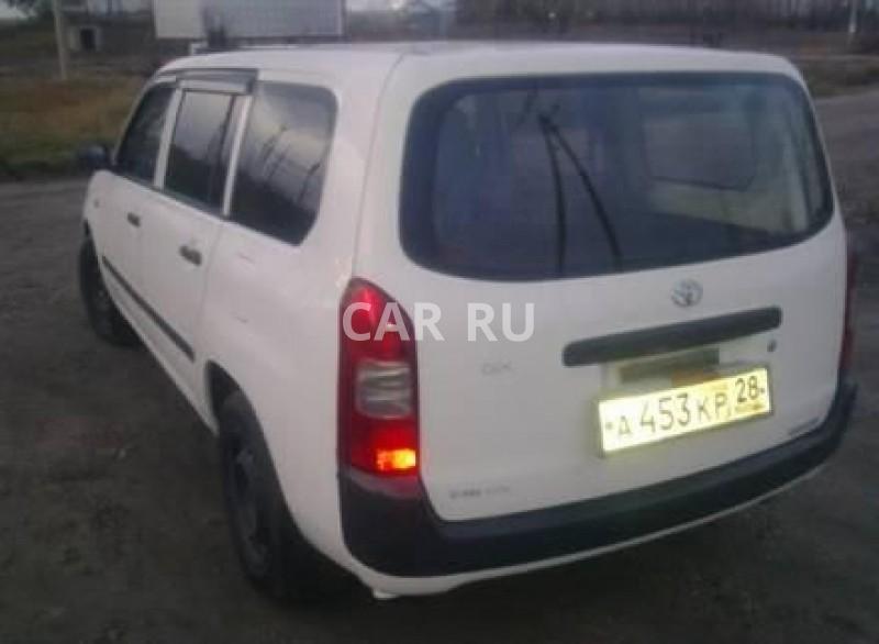 Toyota Probox, Белогорск