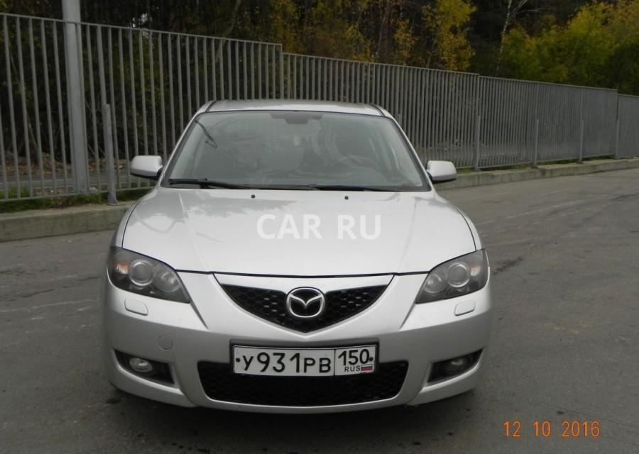 Mazda 3, Балашиха