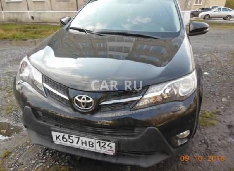Toyota RAV4, Ачинск