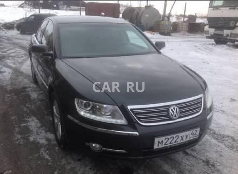 Volkswagen Phaeton, Белово