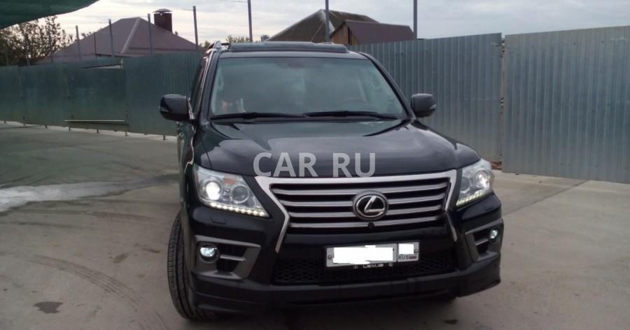 Lexus LX, Абинск