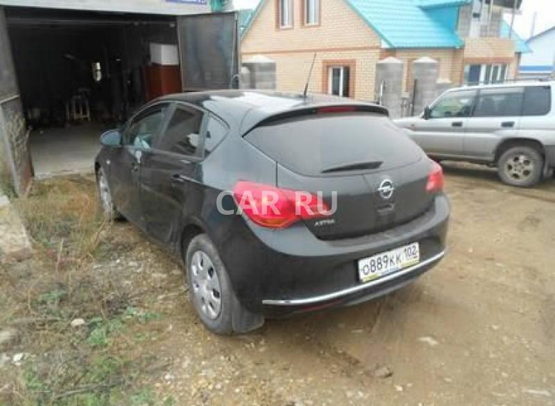 Opel Astra, Баймак