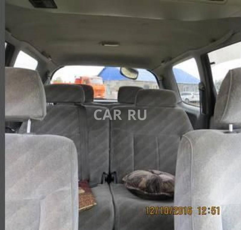 Honda Odyssey, Абинск