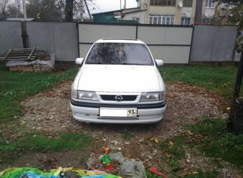 Opel Vectra, Апшеронск