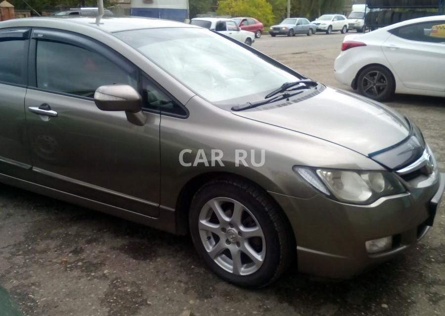 Honda Civic, Александровское