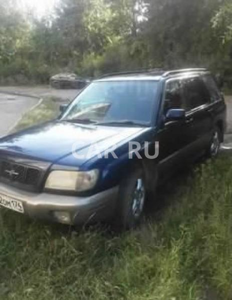 Subaru Forester, Армавир