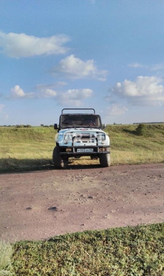 Уаз 469, Балашов
