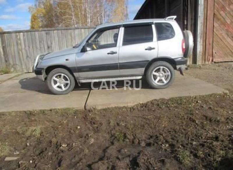 Chevrolet Niva, Братск