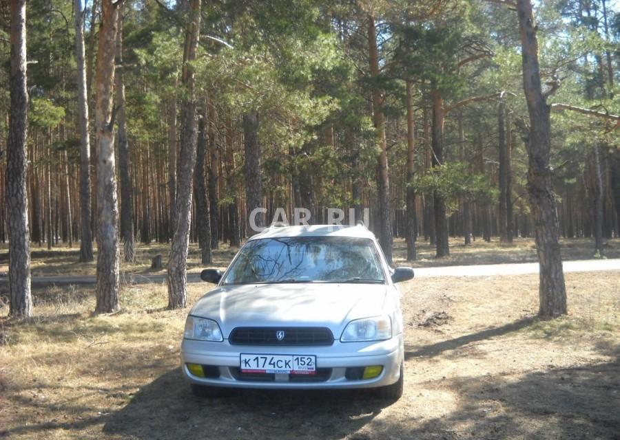 Subaru Legacy, Арзамас