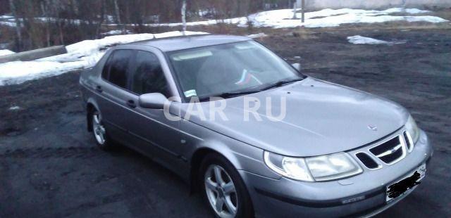 Saab 9-5, Архангельск