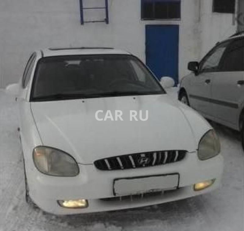 Hyundai Sonata, Алейск