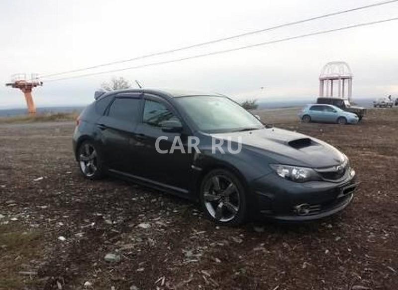 Subaru Impreza WRX STI, Абакан