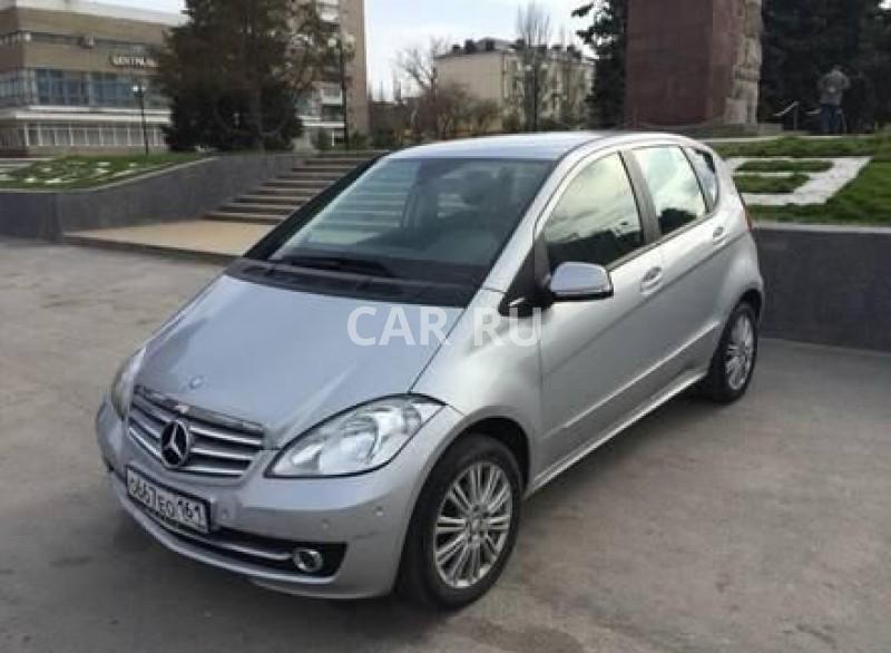 Mercedes A-Class, Азов