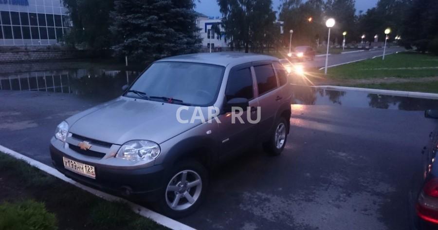Chevrolet Niva, Армавир