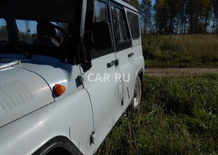 Уаз 31519, Архангельск