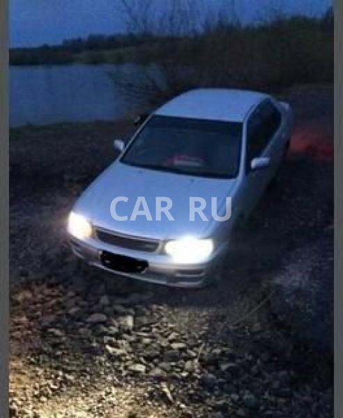 Nissan Bluebird, Анжеро-Судженск