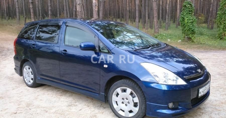 Toyota Wish, Белгород