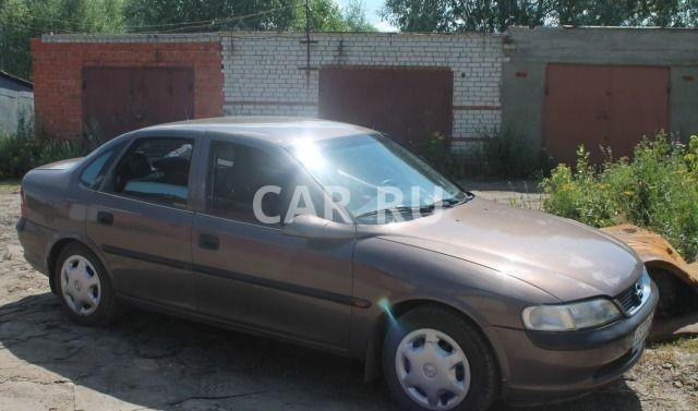 Opel Vectra, Алатырь