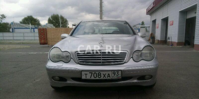 Mercedes C-Class, Армавир