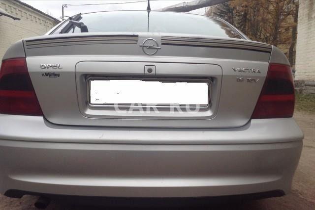 Opel Vectra, Бежецк