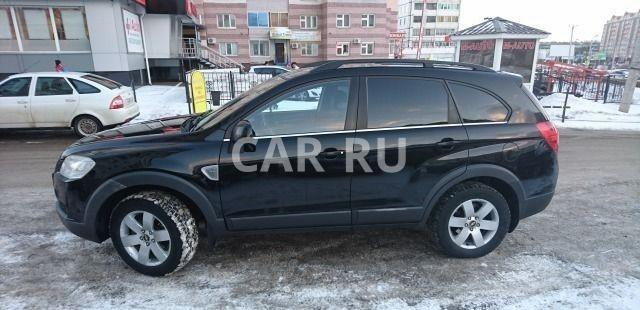 Chevrolet Captiva, Александров