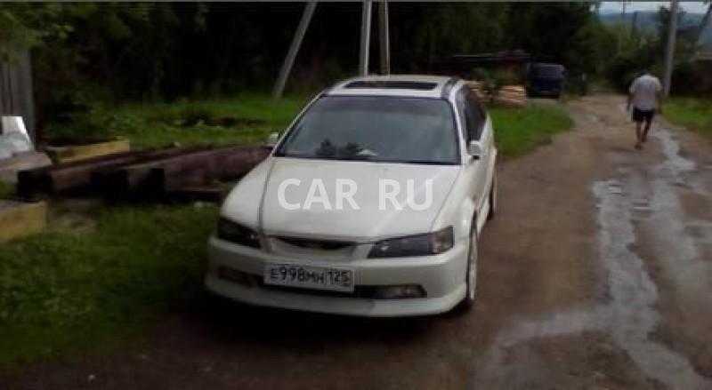 Honda Accord, Артём
