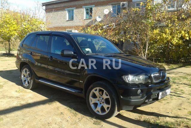 BMW X5, Астрахань