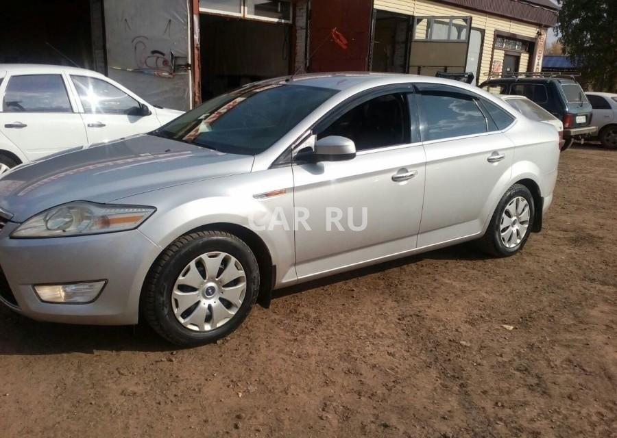Ford Mondeo, Актаныш