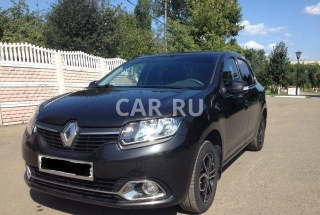 Renault Logan, Абинск