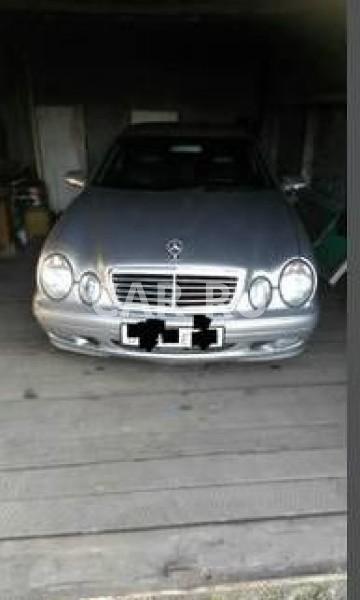 Mercedes CLK-Class, Барнаул