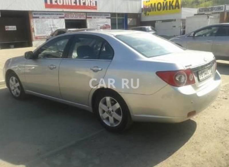 Chevrolet Epica, Барнаул