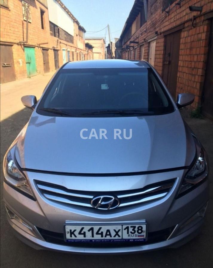 Hyundai Solaris, Братск