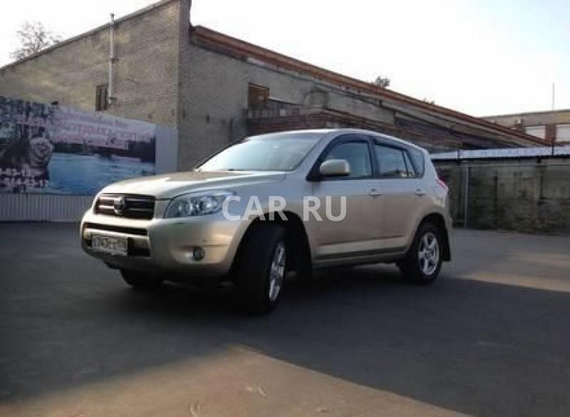 Toyota RAV4, Ангарск