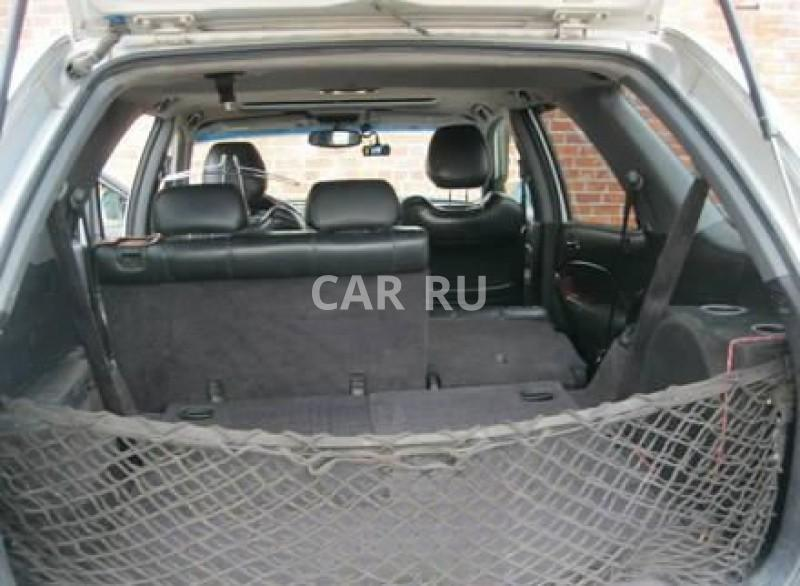 Acura MDX, Асбест