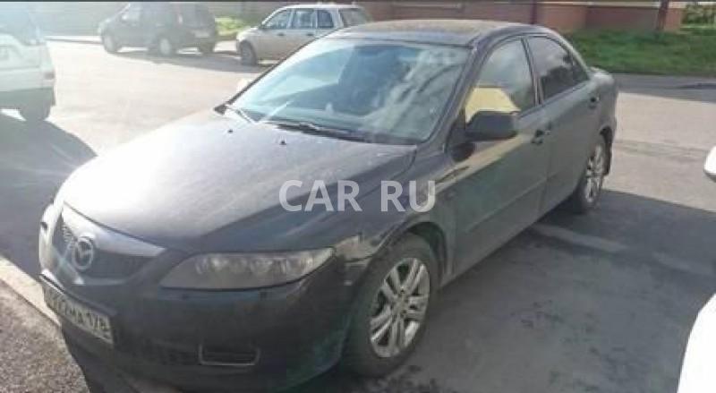 Mazda 6, Агалатово