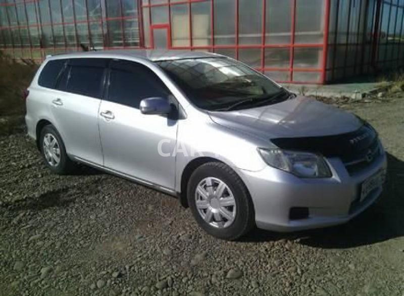Toyota Corolla Fielder, Абакан