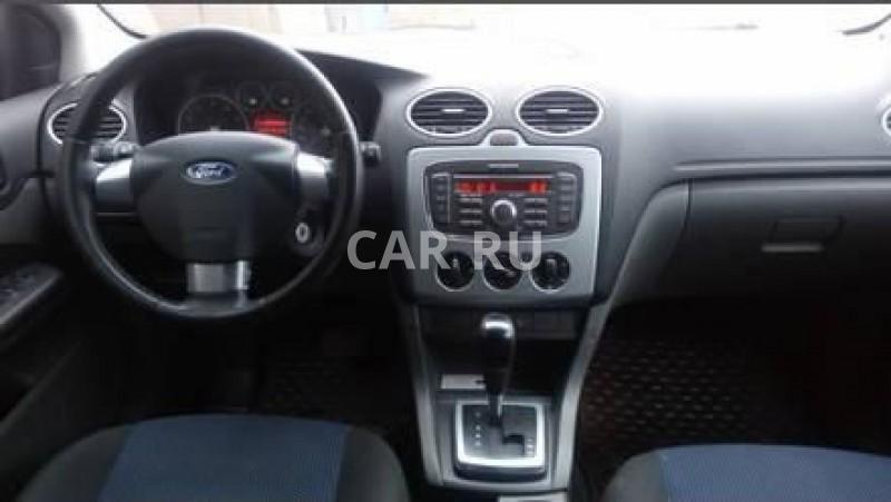 Ford Focus, Братск