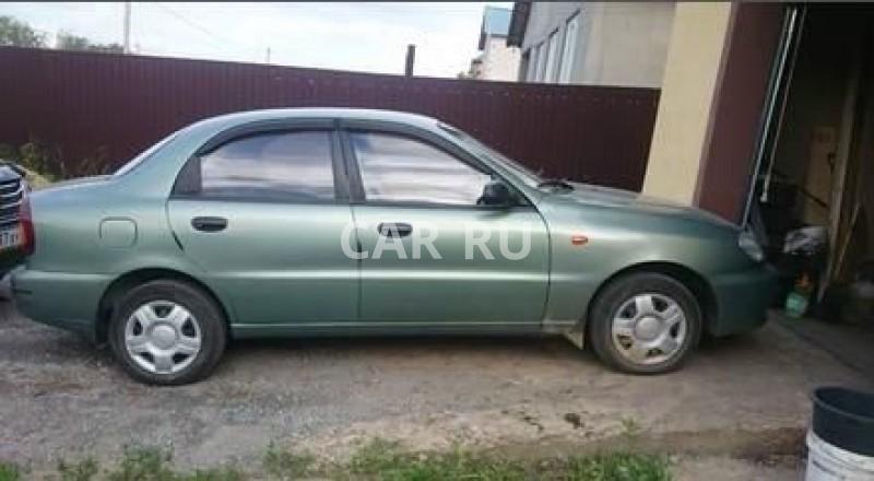 Chevrolet Lanos, Белгород