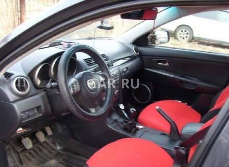 Mazda 3, Братск