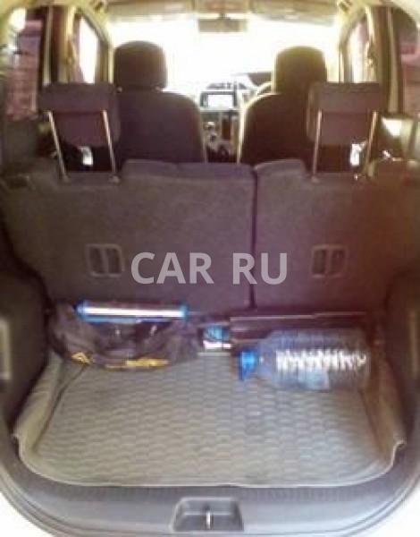 Toyota Ractis, Арсеньев
