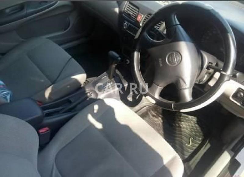 Nissan Bluebird Sylphy, Абакан